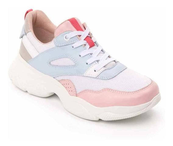 Tenis Sneaker Flexi Dama 103402