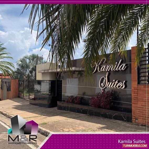 Apartamentos En Alquiler Conj Res Kamila Suites M&r - 233