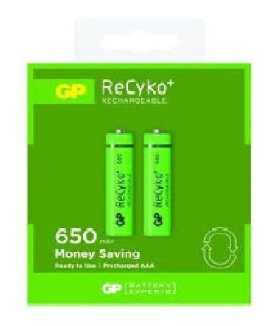 Gp Bateria Recargable Recyko  Aa Selladas En Blister