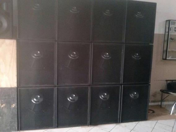 Caixa T18 Ks Audio Completa