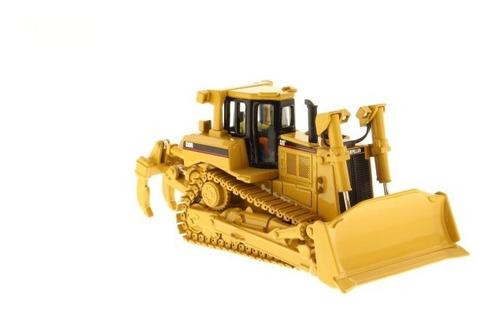 Miniatura Diecast Trator De Esteira Caterpillar D8r M85099