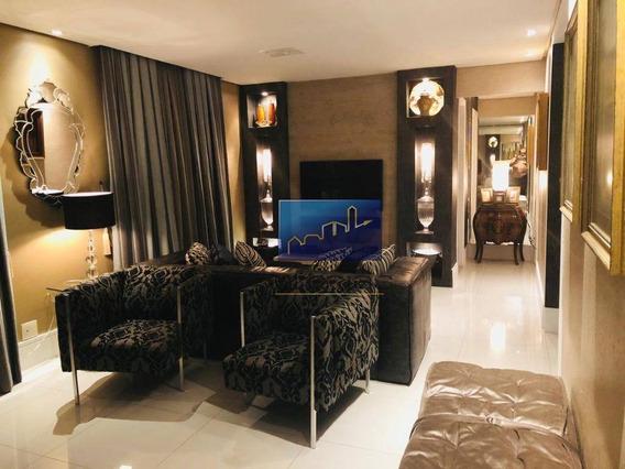 Apartamento Com 2 Dormitórios À Venda, 112 M² Por R$ 965.000 - Vila Carrão - São Paulo/sp - Ap0801