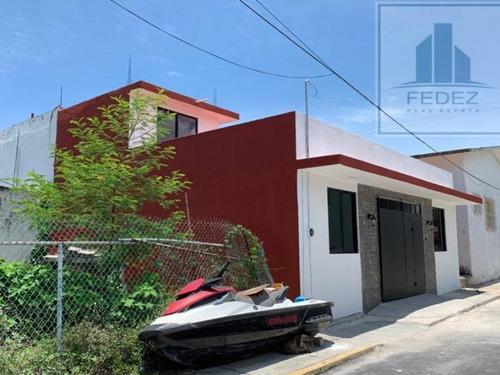 Imagen 1 de 12 de Casa Sola En Venta Maria C De Rojas