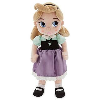 Disney Dormir Belleza Princesa Aurora Muneca De Trapo Muneca