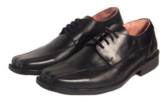 Zapatos De Hombre De Vestir De Cuero