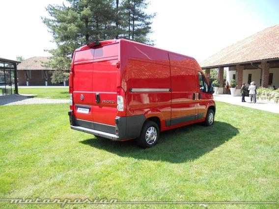 Ducato Minibus 2020 0km / $199.000 Y Cuotas 48e-