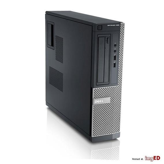 Cpu Dell Core I5 / 8g Ddr3 / Hd 320gb / Dvd + Windows Wifi