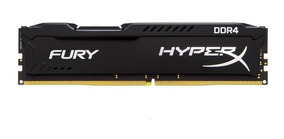 Memória 16gb Ddr4 2400mhz Kingston Hyperx Black Fury