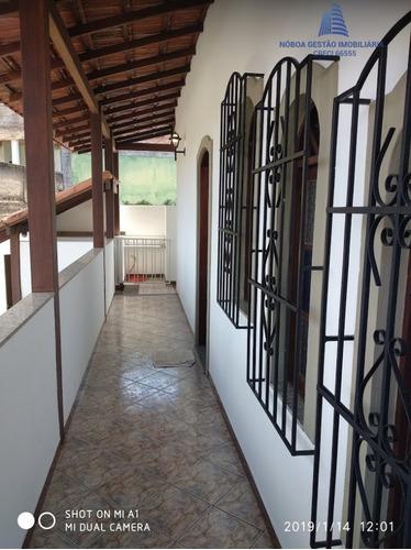 Casa A Venda No Bairro Tijuca Em Teresópolis - Rj.  - Ca  0638-1