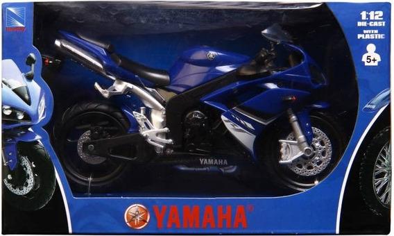 Newray Moto Pista 1:12 Yamaha Yzf-r1 Playking