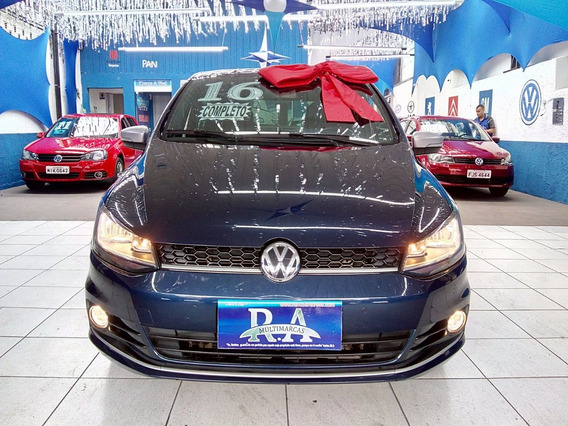 Vw - Volkswagen Fox Rock In Rio Sem Entrada 48x De 1.393,00