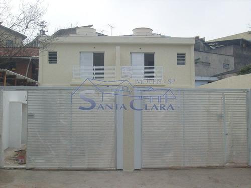 Imagem 1 de 13 de Sobrado Residencial À Venda, Vila Campo Grande, São Paulo - So2790. - Sc3415