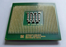 Intel Xeon Sl7zf 3.0ghz 2mb L2 Cache 800mhz Socket 604 Kit 2