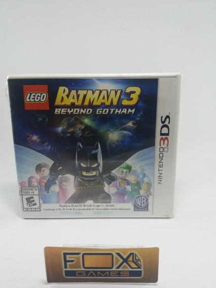 Ds3d Jogo Lego Batman 3