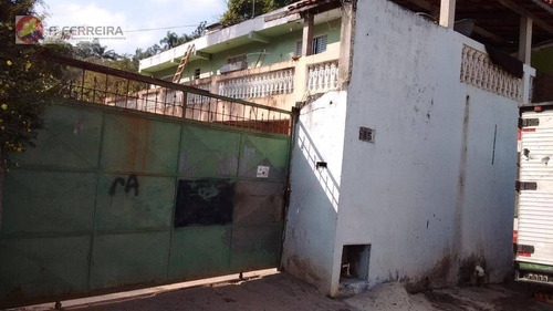 Chácara Residencial À Venda, Recreio Primavera, Itapecerica Da Serra. - Ch0029