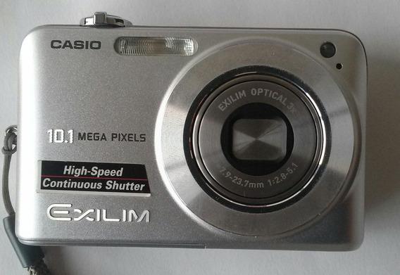Camara Fotos Digital Casio Exilim Ex-z1050 Y Accesorios