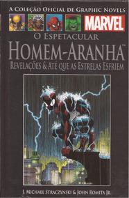 O Espetacular Homem-aranha - Revelações ... (salvat 22)