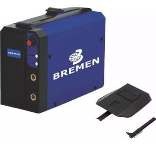 Maquina Inversora De Solda 130a 127v Brinde Mascara Bremen