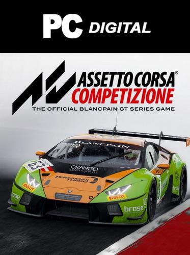Assetto Corsa Competizione Pc Español / Deluxe Digital