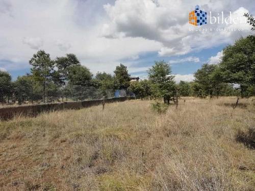 Imagen 1 de 5 de Terreno En Venta Fracc. Agropecuario Sierra Linda Durango