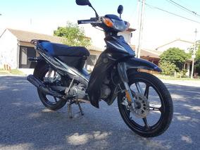 Yamaha Crypton 110 Full // 2012 // Permuto // Financio