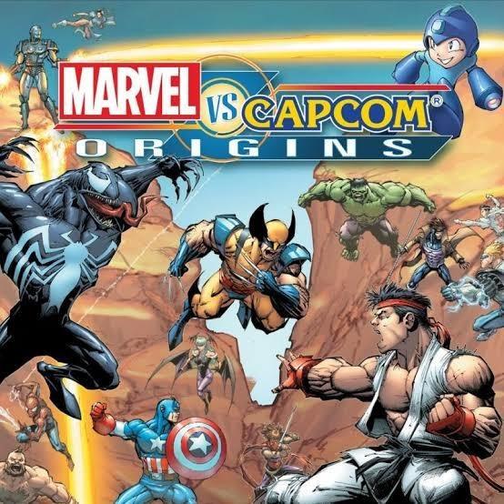 Marvel Vs Capcom Origins Ps3 Receba Agora