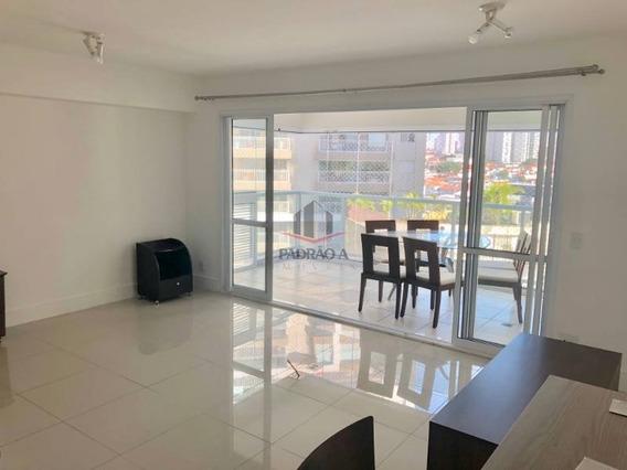 Apartamento Em Condomínio Padrão Para Locação No Bairro Jardim Anália Franco, 01 Dorm, 01 Vags, 52,00 M2, Apto Tipo Studio, Local Privilegiado. - 1617