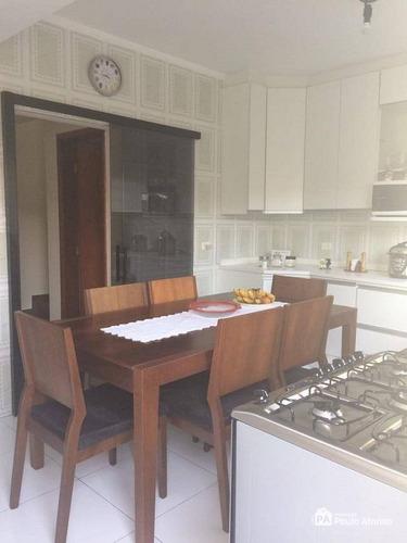 Casa Com 3 Dormitórios À Venda, 120 M² Por R$ 420.000,00 - Jardim Philadélphia - Poços De Caldas/mg - Ca1062