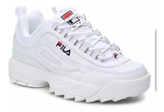 Zapatillas Fila Disruptor Unisex Envio Gratis
