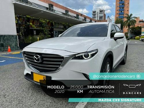 Mazda Cx-9 2020 2.5 Grand Touring Signature Automatico