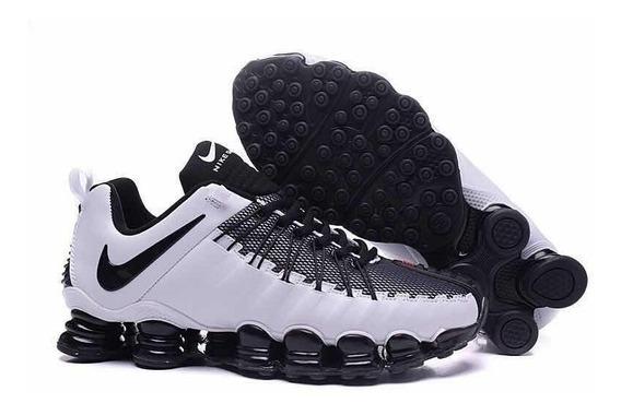 Tenis Nike 12 Molas Tlx 100% Original