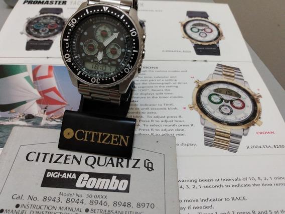 Citizen 8946 Combo Série Prata