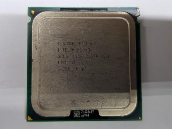 Processador Intel Xeon 5110 Sl9rz 1.60ghz/4m/1066 (ml53)