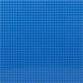 Placa Base Azul 32 X 32 Pontos Compatível Com Lego