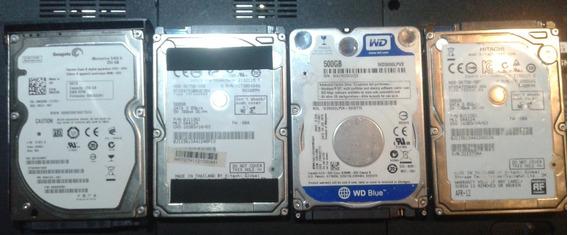 Disco Duro Laptops 250 Gb - 320 Gb - 500 Gb