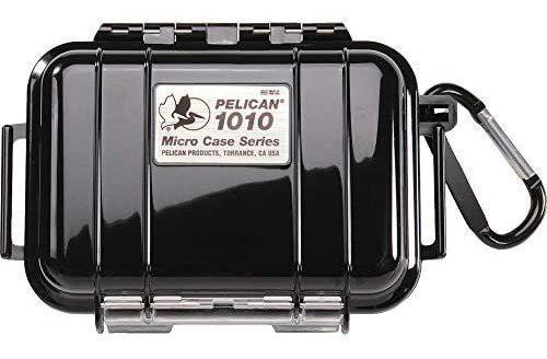 Pelican 1010 Micro Case (negro)