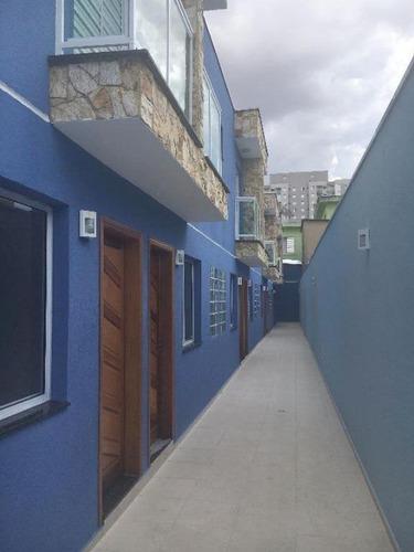Imagem 1 de 11 de Sobrado Residencial À Venda, Vila Antonieta, São Paulo. - So1715