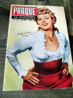 Coquetel 1956 Shelley Winters Marilyn Monroe Virginia Mayo