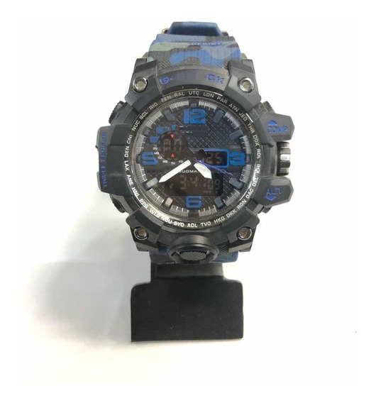 Relógio G-shock Smael Esportivo Militar Tático Frete Grátis