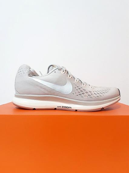 Tênis Nike Zoom Pegasus 34 Feminino Corrida 2 Cores N. 36 (7 Usa)