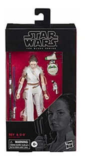 Star Wars The Black Series Rey & D-o Toy