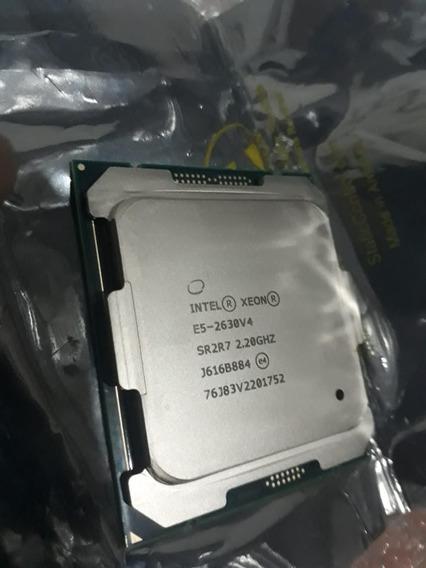 Processador Intel 2011-3 Xeon E5-2630 V4 2.20 - Super Barato
