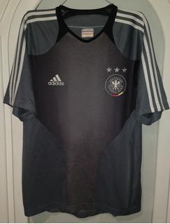 Jersey Seleccion De Alemania adidas Año 2003 Talla Mediana