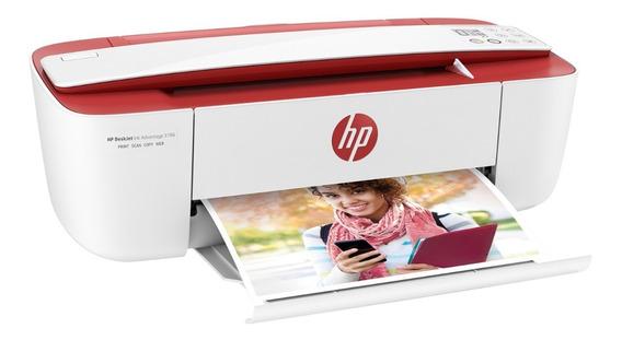 Impressora Multifuncional Xerox Escaneia Wifi Deskjet 3786
