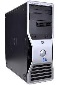 Workstation Dell T3500 Xeon E5530 24gb Ram E Hd 1 Tera