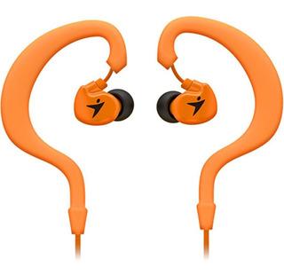 Auriculares Deportivos Hs-m270 Sport Naranja Manos Libres