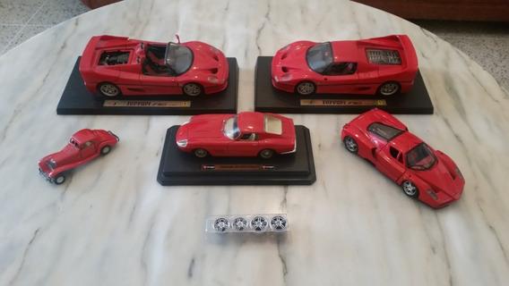 Carros A Escala Ferrari Maisto Y Burago
