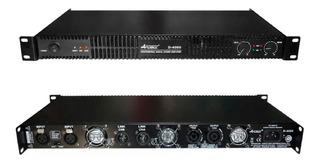 Potencia Digital Apogee D4000 4000w Amplificador