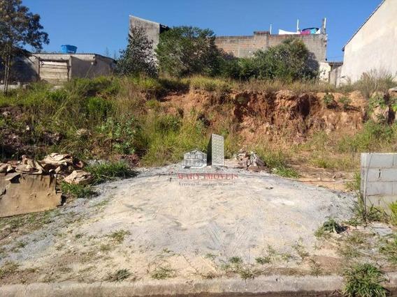 Terreno À Venda, 196 M² Por R$ 120.000 - Ipês (polvilho) - Cajamar/sp - Te0024