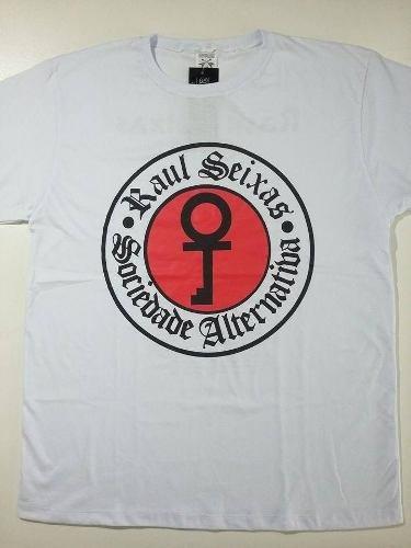 Camiseta Raul Seixas - Sociedade Alternativa - Equinox